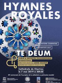 Concert Te Deum Chartres
