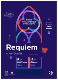 Requiem de Dvorak  du 16 juin