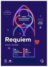 Requiem de Dvorak  du 8 juin