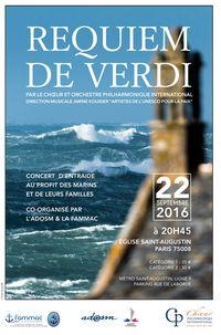 Requiem de Verdi  du 22 septembre